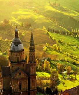 Montepulciano - Landscape