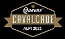 Queens' Cavalcade - Logo